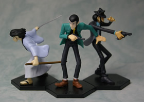 Lupin the Third 40th 1st TV Ver. ①
