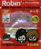Robin with Friends Collection外袋