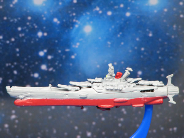 宇宙戦艦ヤマト 拡大   正面   背面 ガミラス帝国の攻撃で死の星と化した地球を...  アニ